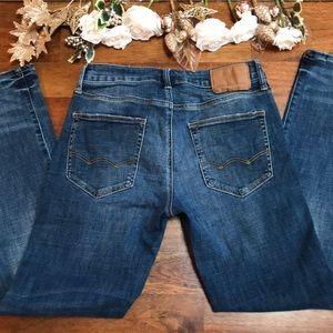 🦅 👖 American Eagle Original Straight Jeans